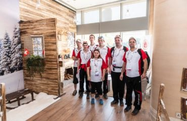 House of Switzerland ad Abu Dhabi – il punto d'incontro per i fan e le famiglie